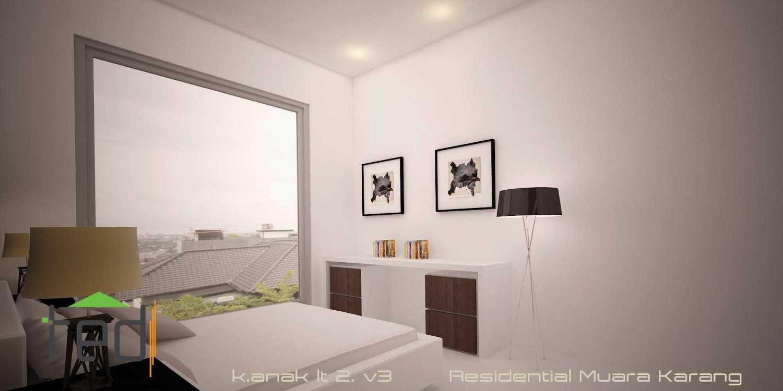 Pd Teguh Desain Indonesia Muara Karang Residence Jakarta, Indonesia Jakarta, Indonesia K Modern 35117