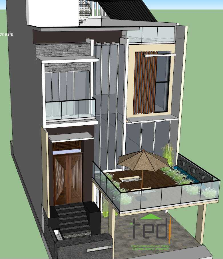 Pd Teguh Desain Indonesia Cluster Akasia Bukit Golf Mediterania Jakarta, Indonesia Jakarta, Indonesia 3 Modern 35265