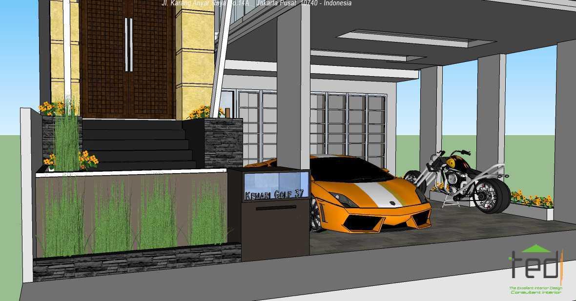 Foto inspirasi ide desain garasi modern 5 oleh Pd Teguh Desain Indonesia di Arsitag