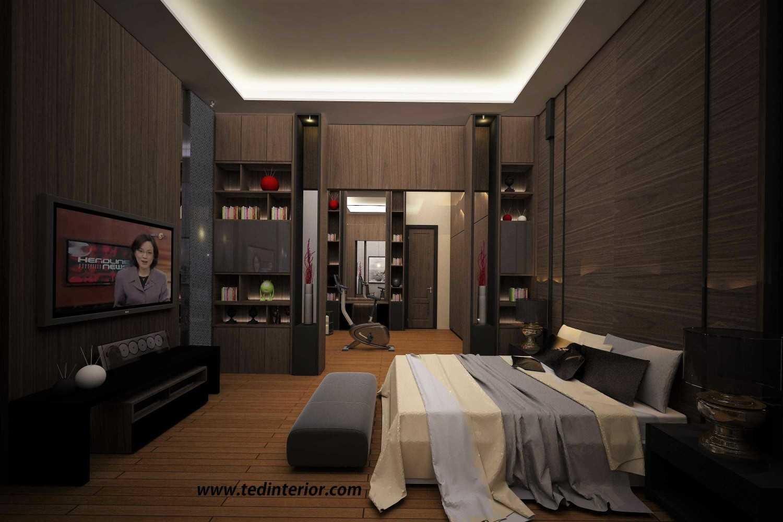 Pd Teguh Desain Indonesia Cluster Danau Maninjau Green Court Jakarta, Indonesia Jakarta, Indonesia Master-Bedroom-Gc-V1 Modern 35381