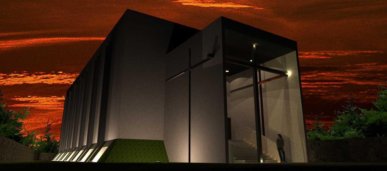 Itho Gratia Bekasi Bekasi Front View Modern 15049