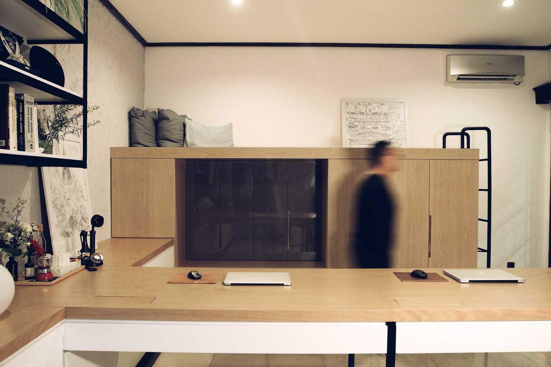 Tp Architects Tm2 Studio Jakarta Jakarta - 02 A Kontemporer,wood,modern 30066