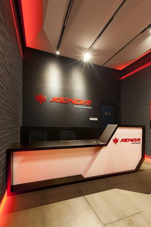 Yardd Xenom Showroom Radio Dalam, Jakarta Radio Dalam, Jakarta Reception Area Kontemporer 9617