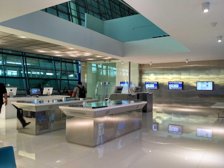 Axon90 The Design Hub Bri Digital Bank Terminal 3 Ultimate, Soekarno Hatta Bandara, Cengkareng Terminal 3 Ultimate, Soekarno Hatta Bandara, Cengkareng Bank Modern 9766