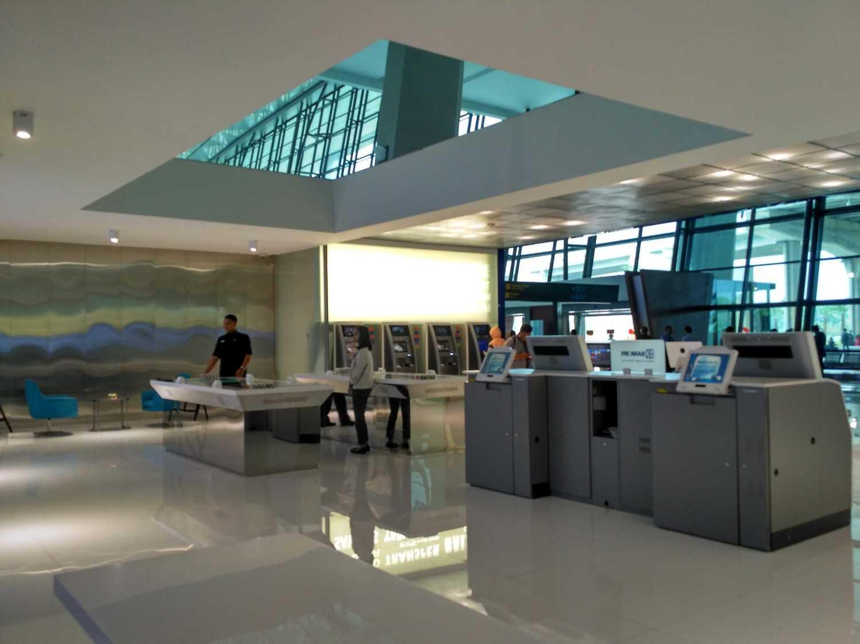 Axon90 The Design Hub Bri Digital Bank Terminal 3 Ultimate, Soekarno Hatta Bandara, Cengkareng Terminal 3 Ultimate, Soekarno Hatta Bandara, Cengkareng Photo-9769 Modern 9769