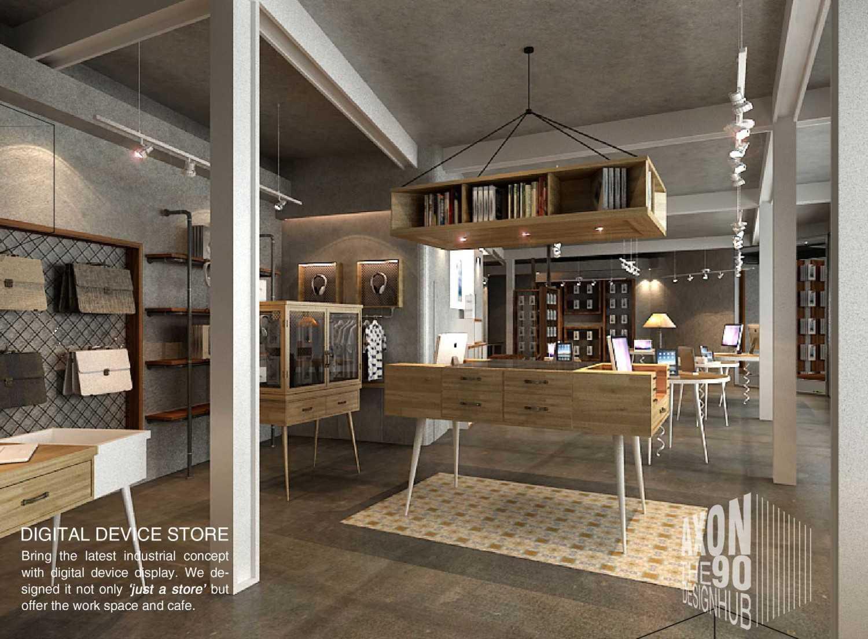 Axon90 The Design Hub Digital Device Store Jakarta Jakarta Digi  9796