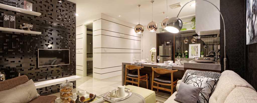Teddykoo  2 Bedroom Show Unit Paddington Height Apartment  Alam Sutera  Alam Sutera  Dining Area Modern 9626