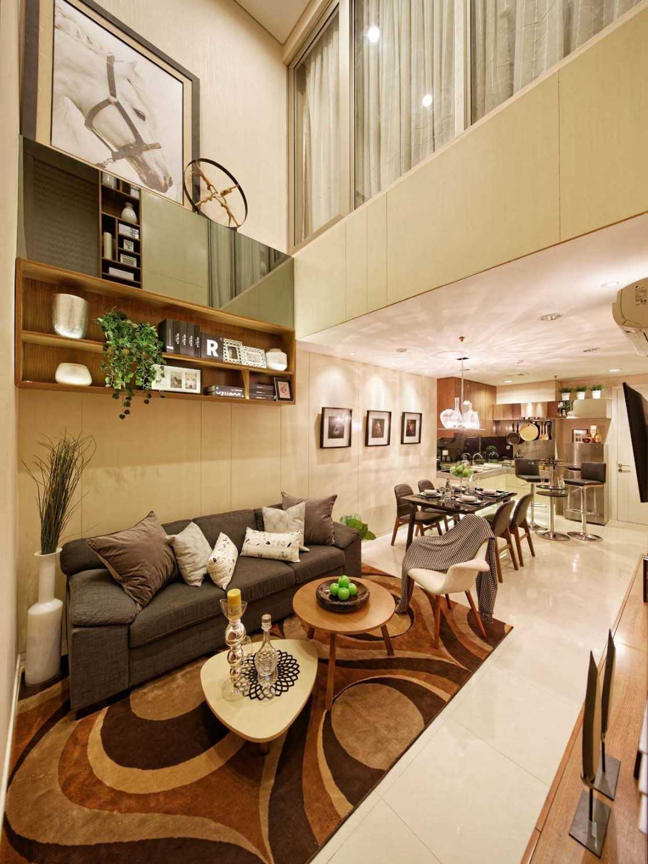 Teddykoo  3 Bedroom Loft Show Unit Paddington Height Apartment Alam Sutera  Alam Sutera  Livingroom  9632