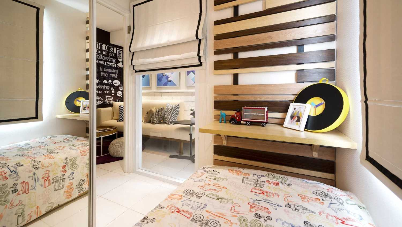 Teddykoo  Kota Ayodhya Apartment Show Unit 2 Bedroom  Tangerang  Tangerang  Bedroom Modern,skandinavia 9963