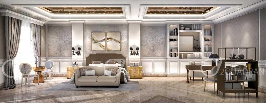 Foto inspirasi ide desain rumah klasik Master bedroom oleh teddykoo  di Arsitag