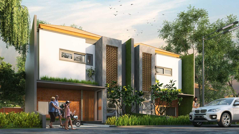 Erwin Kusuma The East Shore Estate Gianyar, Bali Gianyar, Bali Unit Front View Modern 9837