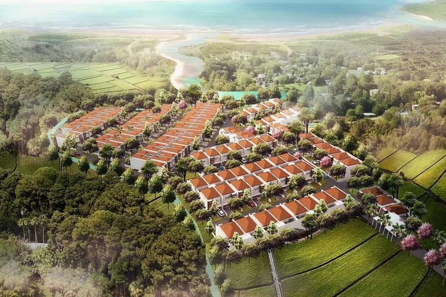 Erwin Kusuma The East Shore Estate Gianyar, Bali Gianyar, Bali Bird Eye View Modern 9842
