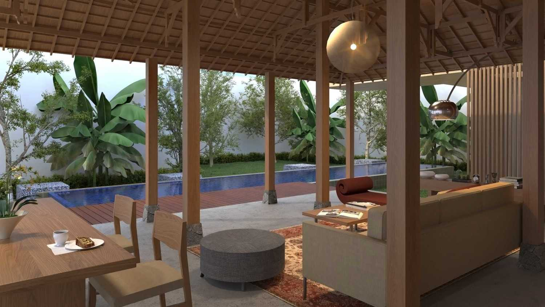 Foto inspirasi ide desain rumah tradisional 161222-cam01-bintaro-interior-final oleh erwin kusuma di Arsitag