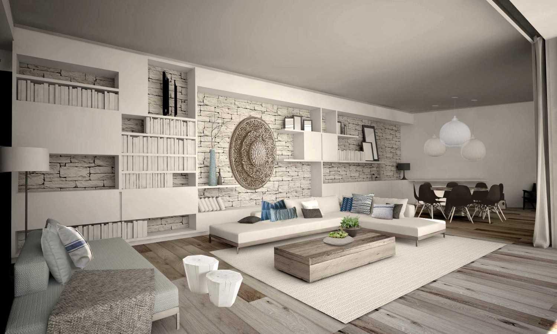 Idea Agency Villa 91 Bali Bali Livingroom Modern 18080