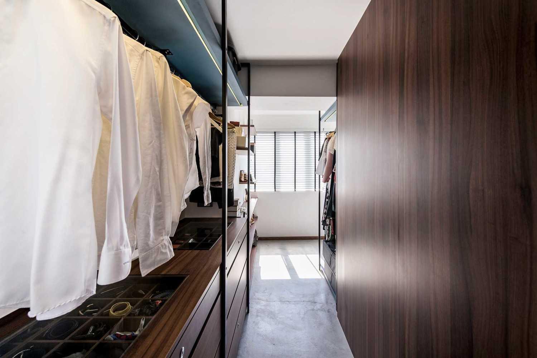 Helloembryo 414 Commonwealth Singapura Singapura 414 Commonwealth - Dressing Room Modern 43925