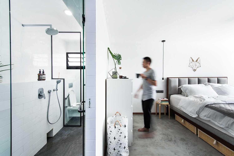 Helloembryo 414 Commonwealth Singapura Singapura 414 Commonwealth - Bedroom & Bathroom  43927