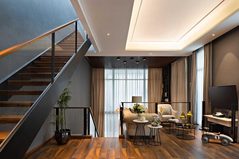 Helloembryo Haliman #01 Daerah Khusus Ibukota Jakarta, Indonesia Daerah Khusus Ibukota Jakarta, Indonesia Haliman #01 - Living Room Modern 44012