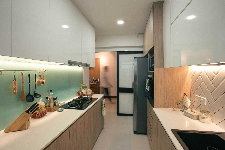 Helloembryo Rd Residence Singapura Singapura Rd Residence - Kitchen Modern 44028