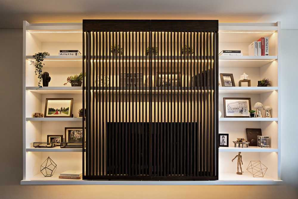 Helloembryo Simprug Residence Daerah Khusus Ibukota Jakarta, Indonesia Daerah Khusus Ibukota Jakarta, Indonesia Foyer Contemporary 44089