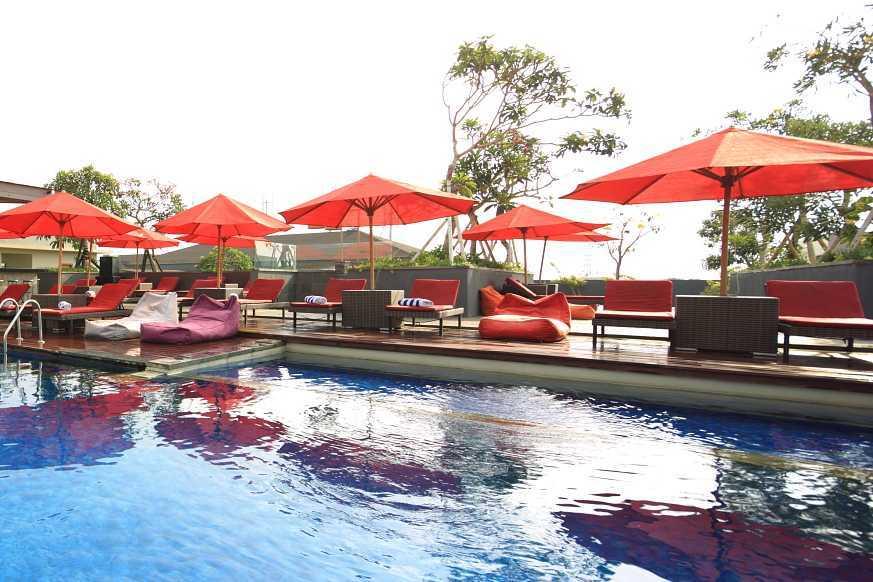 Icds Architect Swisbeliin Legian Bali Bali Swimming Pool  13892