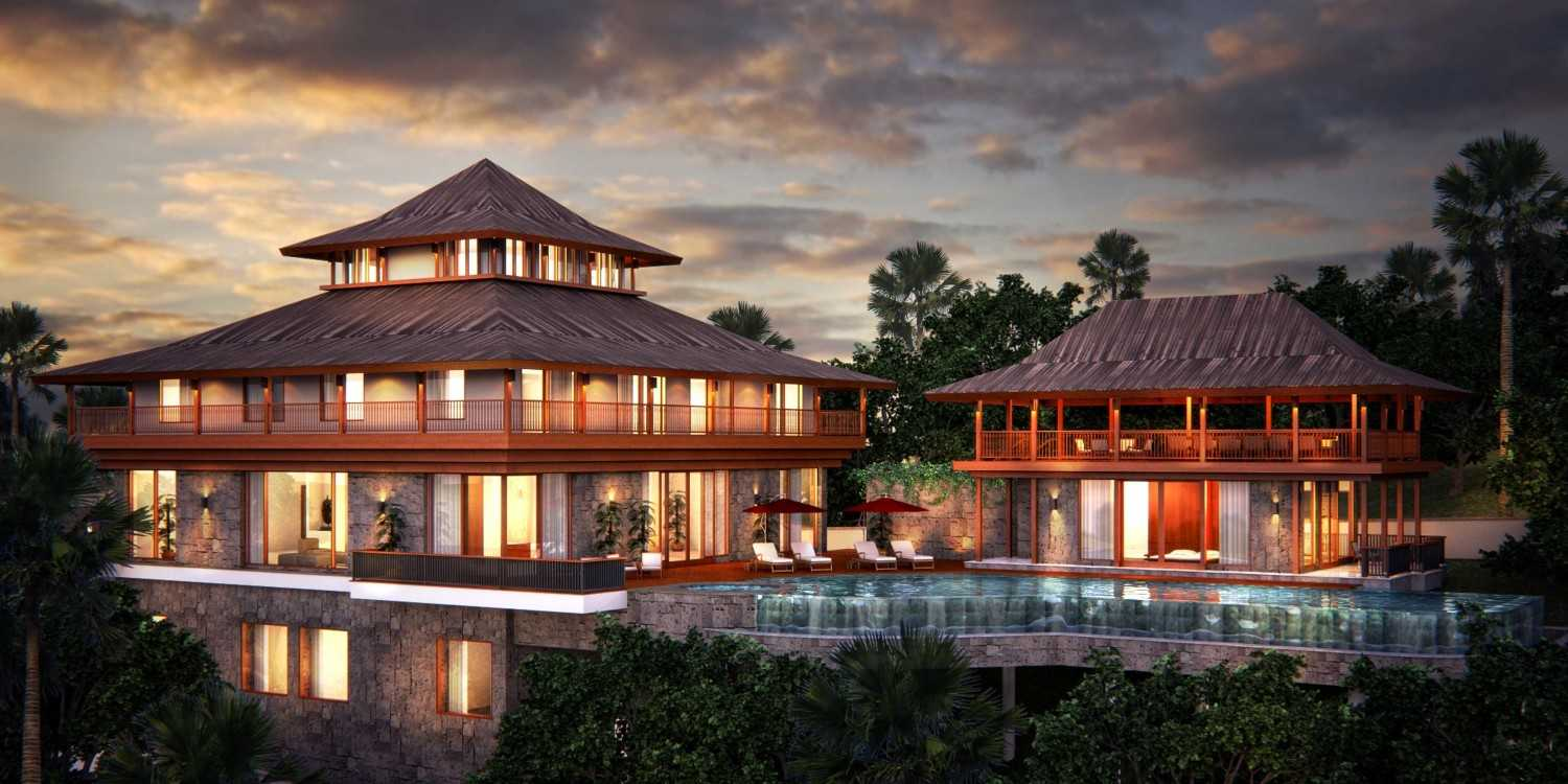 Icds Architect Pejeng Villa Bali Bali Pejeng-Villa-Pool-View-Revisi-2Out  13915