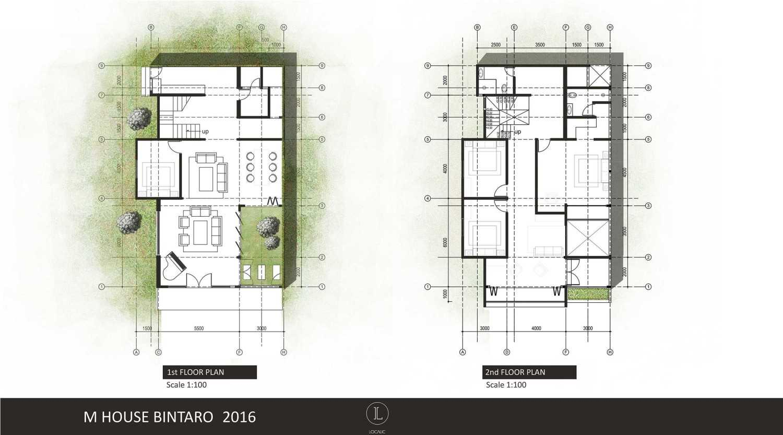 Localic Studio Breathing House Bintaro, Pesanggrahan, South Jakarta City, Jakarta, Indonesia Bintaro Denah-Bintaro-1  32330