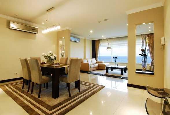 Esperta Pantai Muara Apartment  Jakarta, Indonesia Jakarta, Indonesia Dining-Room Modern 10069