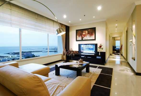 Esperta Pantai Muara Apartment  Jakarta, Indonesia Jakarta, Indonesia Living-Room3 Modern 10073