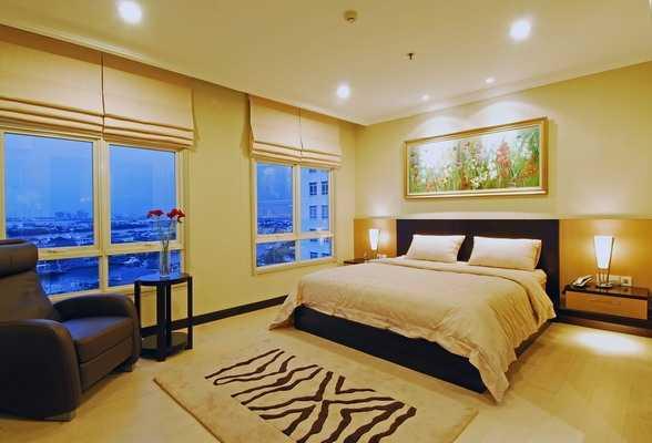 Esperta Pantai Muara Apartment  Jakarta, Indonesia Jakarta, Indonesia Bedroom Modern 10074