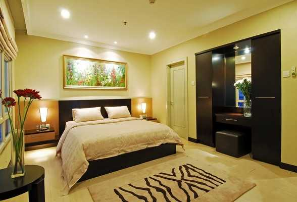 Esperta Pantai Muara Apartment  Jakarta, Indonesia Jakarta, Indonesia Bedroom2 Modern 10075