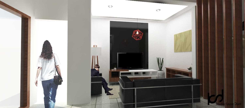 Hadid Syafaad Modern Scandinavian Home Cibubur Cibubur Ruang-Keluarga Modern 10177