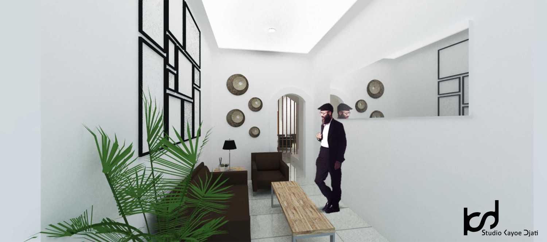 Hadid Syafaad Modern Scandinavian Home Cibubur Cibubur Ruang-Tamu Modern 10179