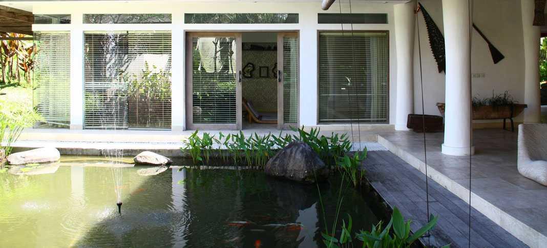 Foto inspirasi ide desain kolam tradisional Fish-pond-2 oleh DDAP Architect di Arsitag