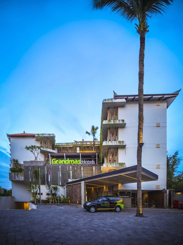 Ksad Grandmas Hotel Ngurah Rai Bali Bali Facade  10212