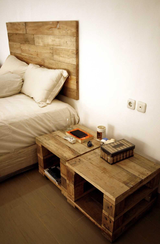 Foto inspirasi ide desain kamar tidur Bedroom oleh KsAD di Arsitag
