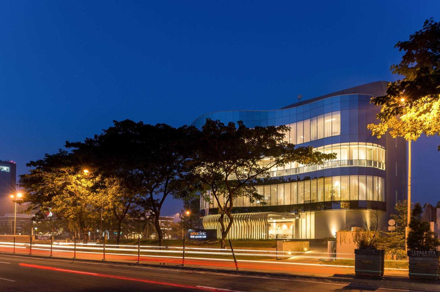 Hmparchitects Eau Building  Bsd Bsd Night View  18807