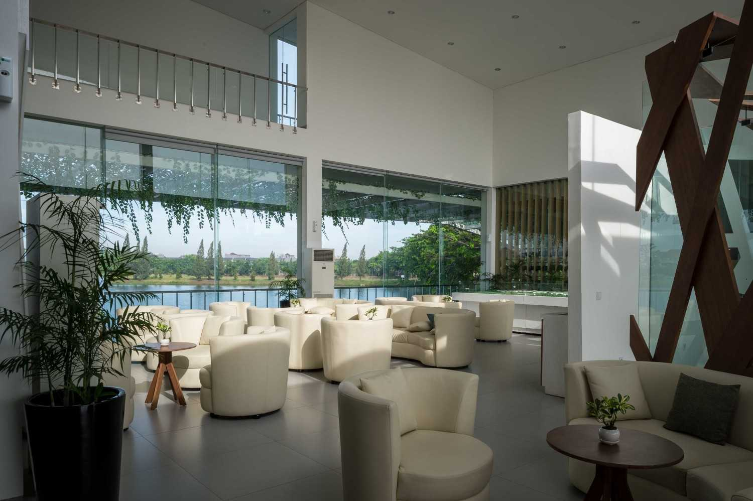 Hmparchitects Marketing Office Jakarta, Indonesia Jakarta, Indonesia Lobby Minimalis 18821