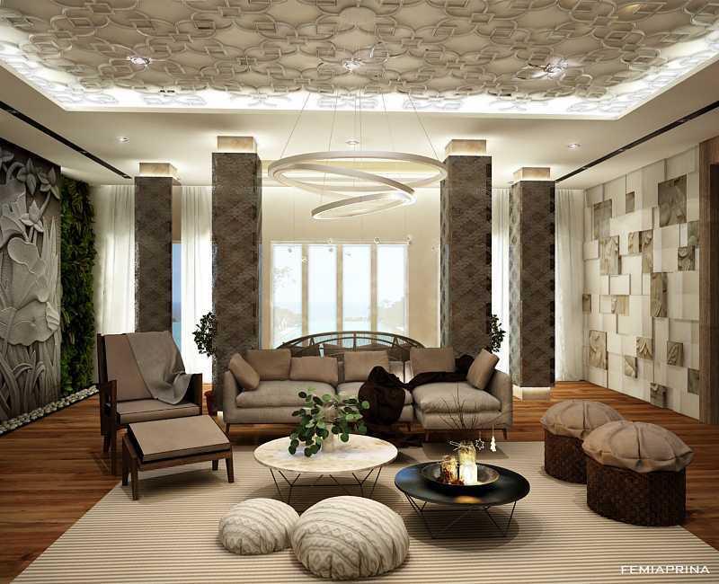 Femi Aprina Vimalla Hills - Semeru Vimalla Hills Vimalla Hills Livingroom Kontemporer 10302