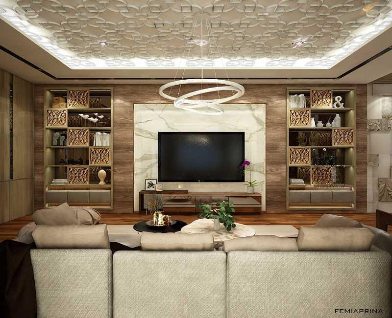 Femi Aprina Vimalla Hills - Semeru Vimalla Hills Vimalla Hills Livingroom Kontemporer 10304