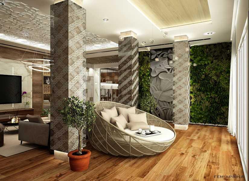 Femi Aprina Vimalla Hills - Semeru Vimalla Hills Vimalla Hills Livingroom Kontemporer 10305