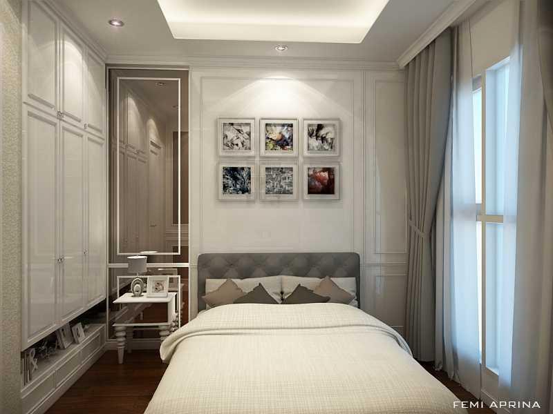 Femi Aprina Central Park Residences - Adeline Jakarta Barat Jakarta Barat Bedroom  10309