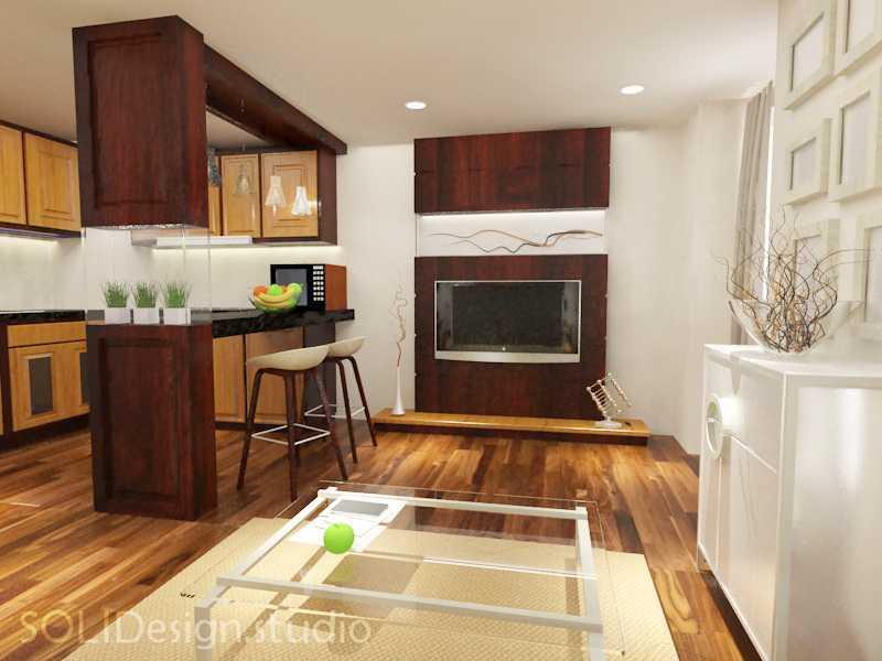 Solidinterior Parisian Modern Style Apartment Jakarta, Indonesia  Jakarta, Indonesia  Living-Room-2-Apt  10295