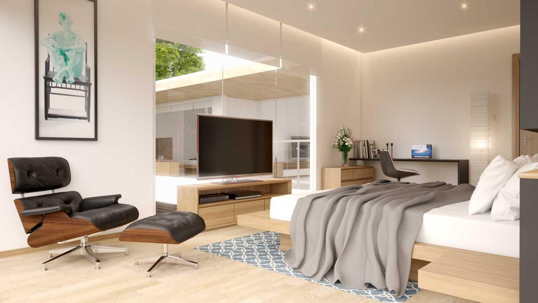 Erre Luce | Lighting+Interior W Residence Sentul City Sentul City Master Bedroom Scandinavian 10324