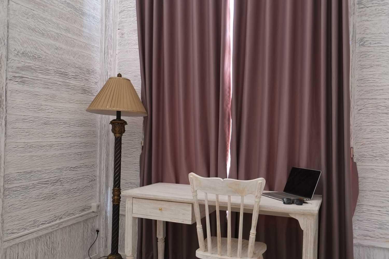 Foto inspirasi ide desain ruang kerja klasik Dscf7595 oleh iugo design di Arsitag