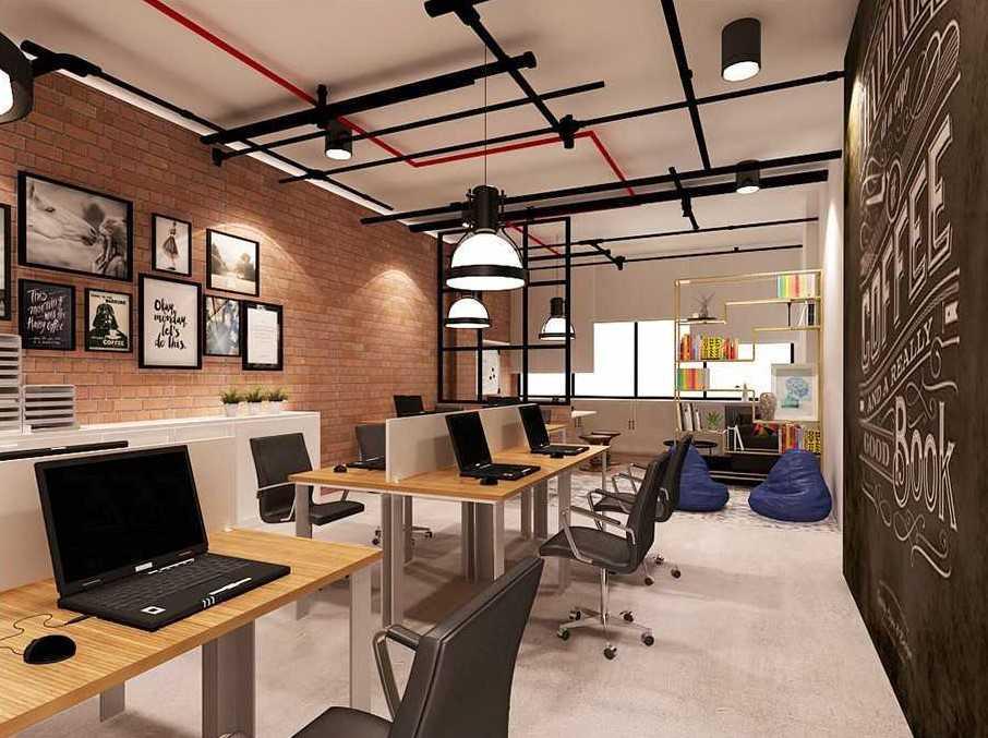 Iugo Design Aditya Office At Cempaka Mas Jakarta Jakarta 3 Modern 31714