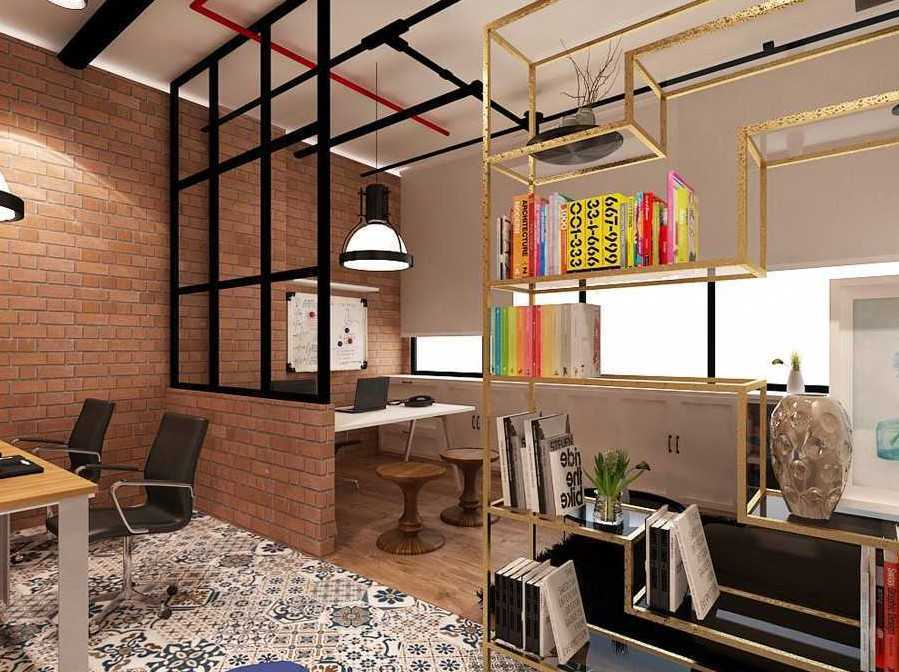 Iugo Design Aditya Office At Cempaka Mas Jakarta Jakarta 4 Modern 31715