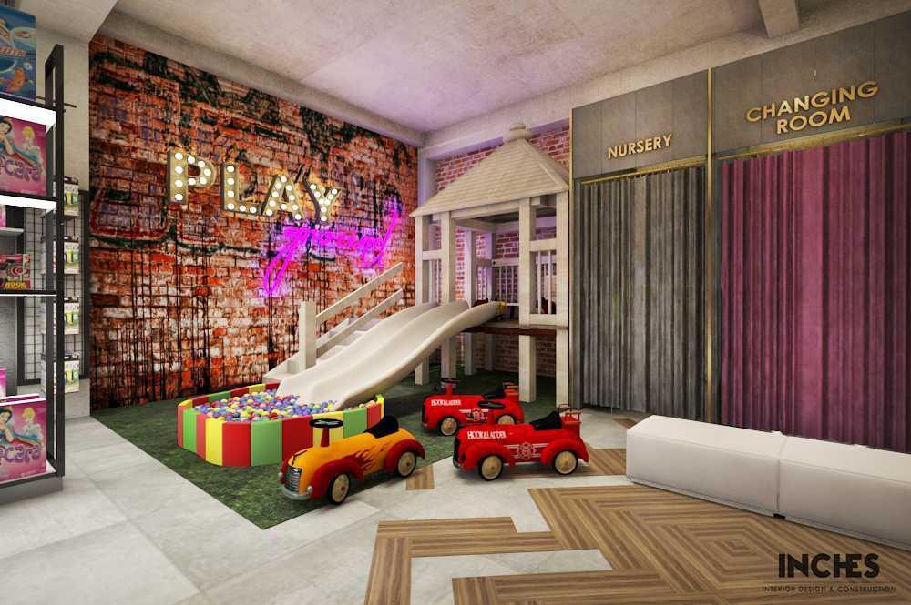 Inches Design Rainbow Baby And Kids Shop Banjarmasin Banjarmasin Play Area  10436