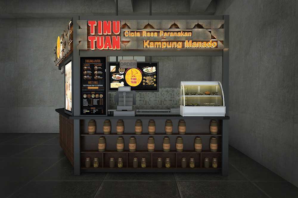 Inches Design Tinu Tuan Jakarta Jakarta Food Stall  10921