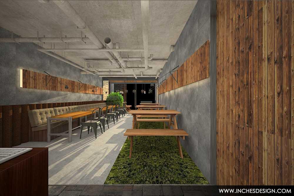 Inches Design Pepperloin Steakhouse Pik Pik Dining Area  15937