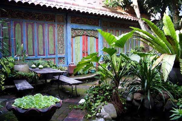 Shonny Archaul Medijavanean Home At Bintaro Bintaro Jaya Bintaro Jaya Backyard  10695